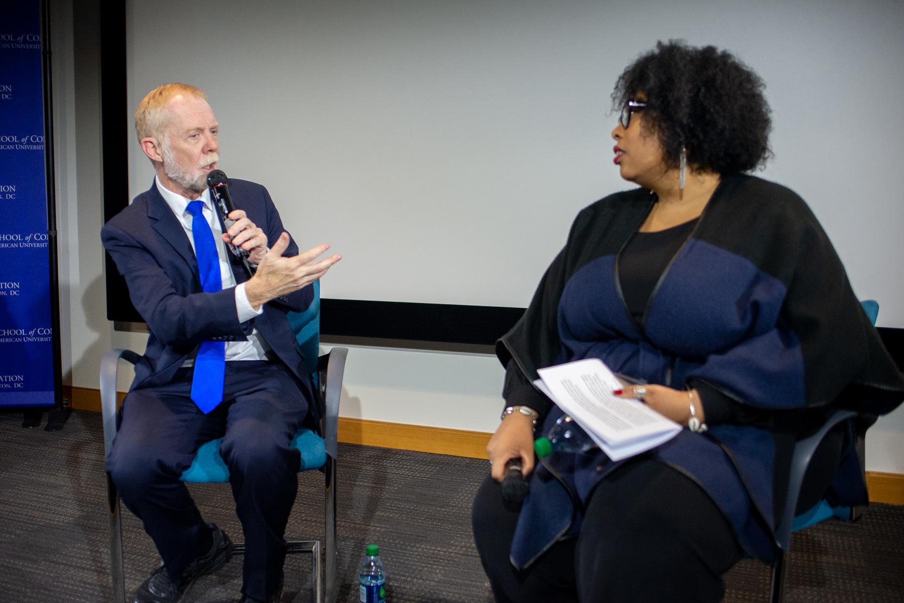Jerry Mitchell talks to Dr. Sherri Williams