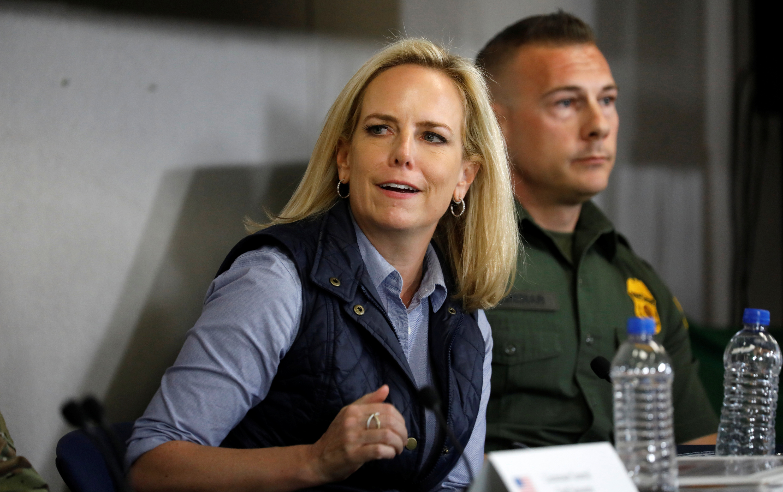 Homeland Security Secretary Kirstjen Nielsen