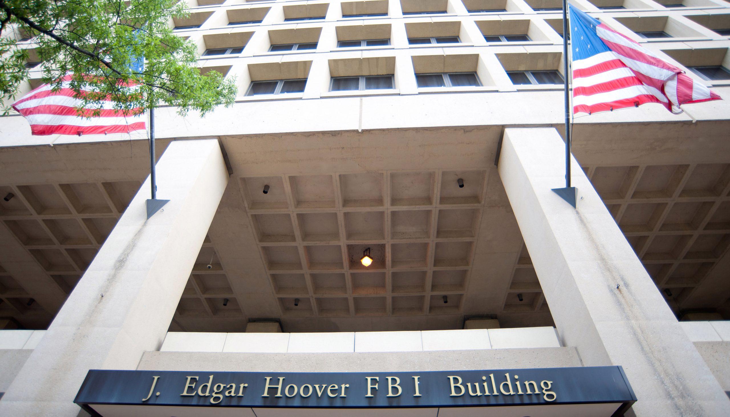 FBI building